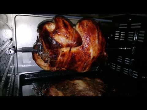 Cómo bridar un pollo para asar - Recetas de cocina | Doovi