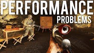 Battlefield 5 Performance problems