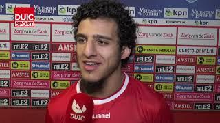 Video Gol Pertandingan FC Utrecht vs Sparta Rotterdam