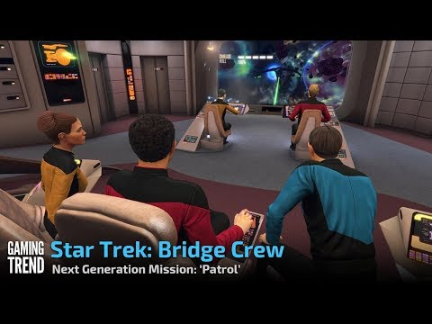 Star Trek: Bridge Crew The Next Generation- Mission 'Patrol'