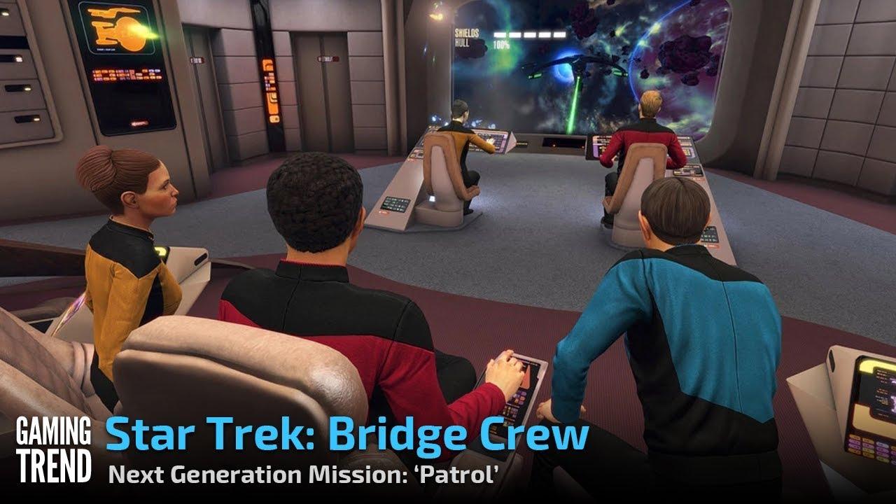Maximum Warp — Star Trek: Bridge Crew The Next Generation