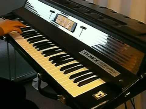 RMI electra-piano 368X demo [organ69]
