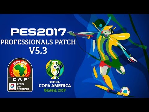PES PROFESSIONALS PATCH V5.3 OFICIAL PES 2017 DOWNLOAD