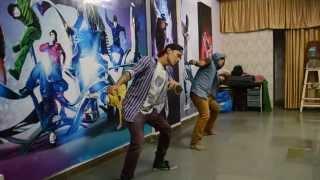 ABCD2 - Bezubaan Phir Se - Choreography by Rexx