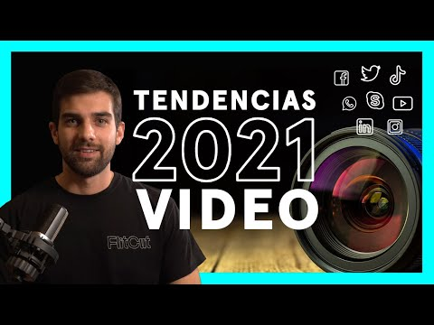 Las 7 TENDENCIAS de VIDEO MARKETING en 2021 (No te lo pierdas)