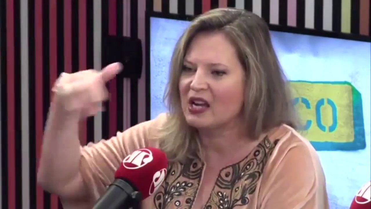 Joice Hasselmann no Pânico - Lula ou Bolsonaro? - YouTube