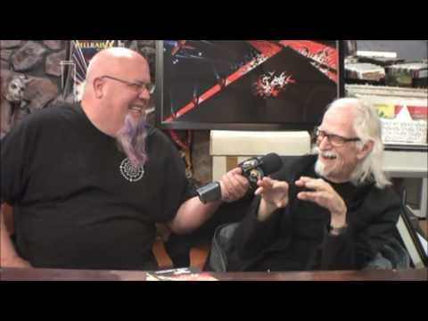 The Legendary Colin Cantwell (Original Star Wars Ship Designer) Interview