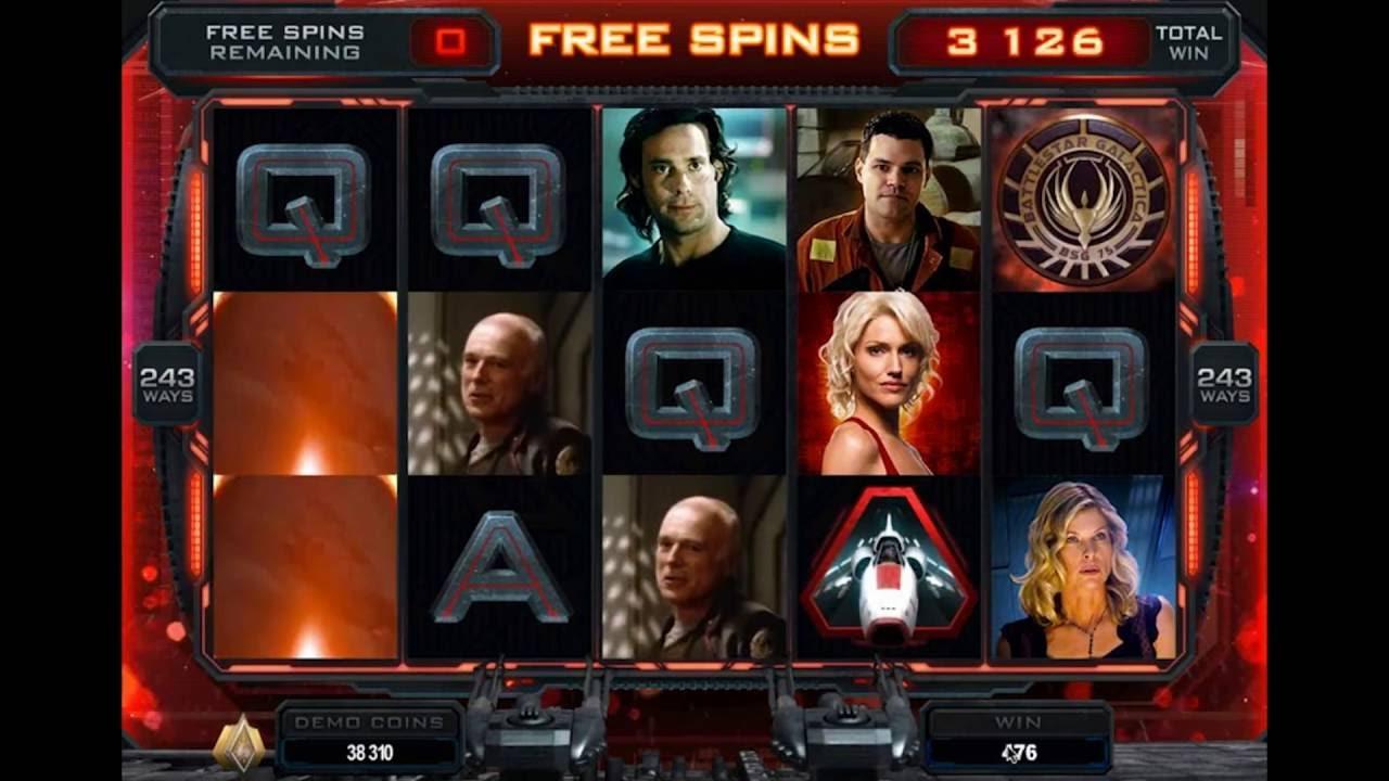 Spiele Battlestar Galactica - Video Slots Online
