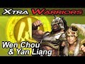 Wen Chou & Yan Liang - Xtra Warriors