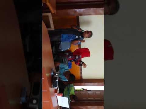 Lomba karaoke meriahkan hari korpri ASN kab tanah datar