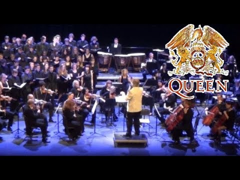 European Philharmonia - Live QUEEN in Symphony & Choir (Full concert)