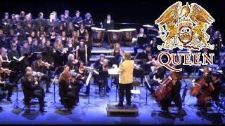 QUEEN Orchestral Medley - Symphony & Choir by European Philharmonia (Full concert).mp3