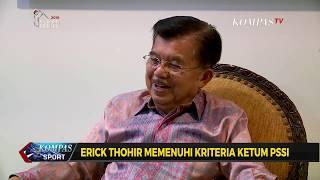 Download Video Erick Thohir Memenuhi Kriteria Ketum PSSI MP3 3GP MP4