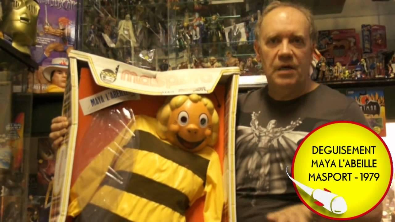 wonderful toys 3 d guisement maya l 39 abeille youtube. Black Bedroom Furniture Sets. Home Design Ideas