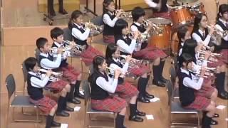第3回全日本小学生金管バンド選手権より香川県・多肥小学校による『Green Days』(福田洋介)