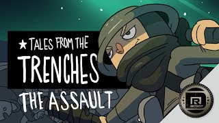 Tales from the Trenches Ep.3   The Assault   Battlefield 1 Animated Short