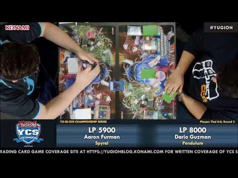 """YUGIOH"" - YCS San Diego 2017: Round 5 Feature Match"