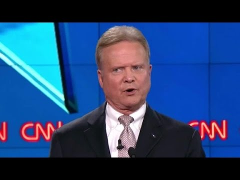 (Democratic Debate) Webb on guns: People deserve the right to defend themselves