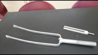Bicycle tuning  fork - physics of toys // Homemade Science with Bruce Yeany
