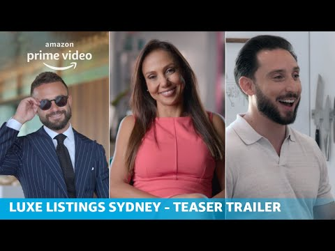 Luxe Listings Sydney   Teaser   Amazon Originals