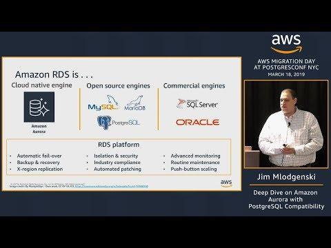 Deep Dive on Amazon Aurora with PostgreSQL Compatibility