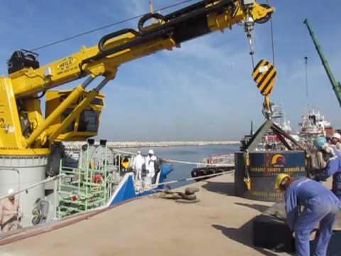 Heila Cranes Custom Built Marine & Offshore cranes