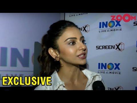 Download Rakul Preet Singh shares her views on Shahid Kapoor's Kabir Singh | Exclusive Interview