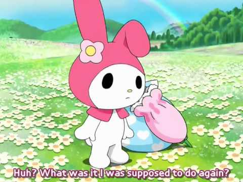 Coming Soon on Onegai My Melody Ep #1 - YouTube | 480 x 360 jpeg 24kB