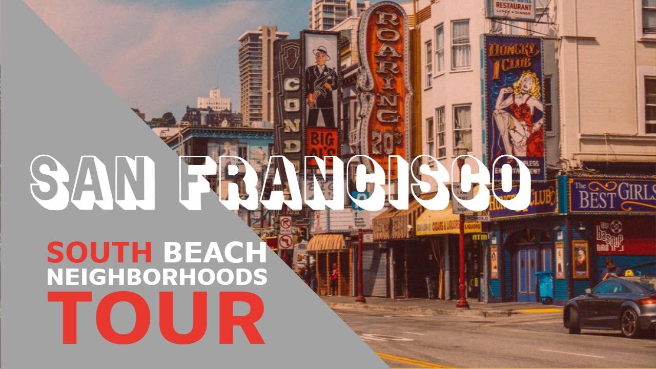 South Beach Soma San Francisco Neighborhoods Tour With Jeff Marples