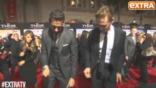"""Том Хиддлстон  (Tom Hiddleston) - """"Женщины, я не танцую"""""""