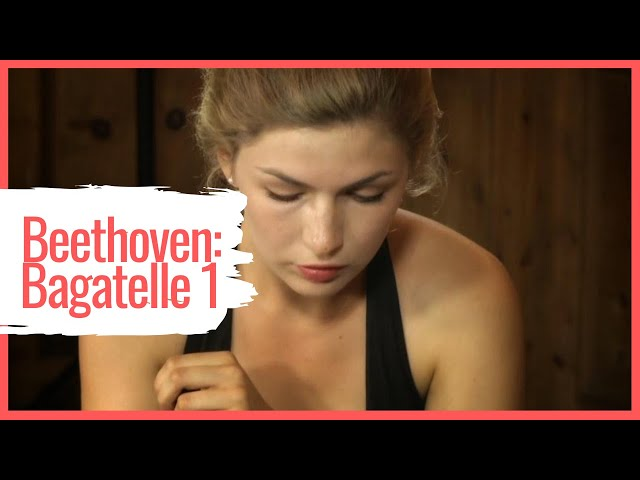 Bitesize Beethoven: Cordelia Williams plays Bagatelle op. 126/1