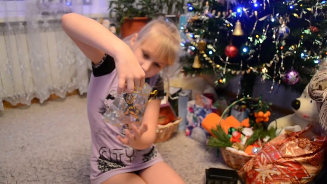 Видео на новый год подарки