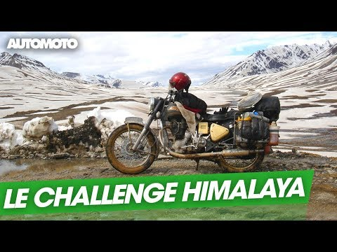 Himalaya, sur la route la plus haute du monde