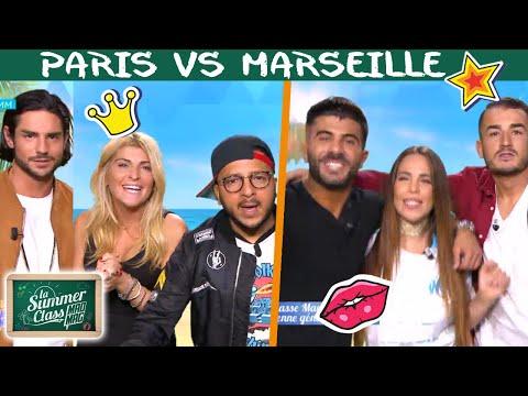 Summer Class du 03/07/2017 : Paris vs Marseille