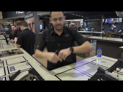 FN 509 Tactical and Midsize at SHOT Show 2019