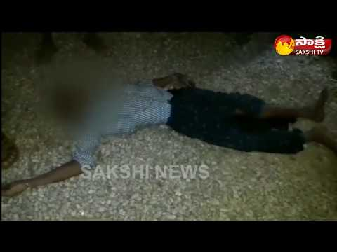 Two Died in Road Accident  in Mahabubnagar District