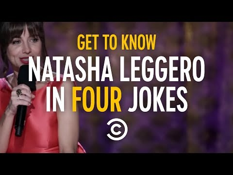 Get to Know Natasha Leggero in Four Jokes