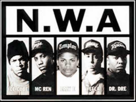 NWA: Boyz N Da Hood