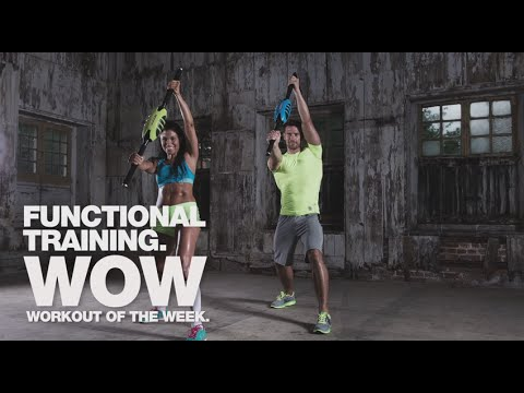 Functional Training - Condition the Core - Workout of the Week