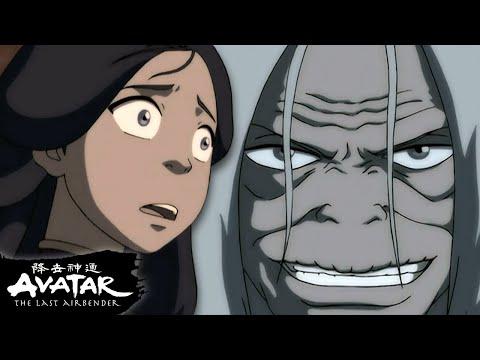 Katara vs. Hama 👵🏽🩸Bloodbending Battle!   Avatar