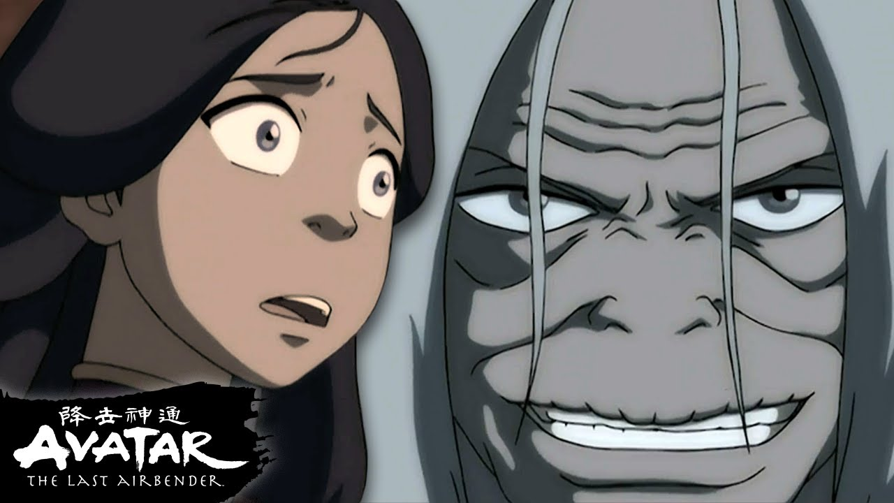 Download Katara vs. Hama 👵🏽🩸Bloodbending Battle!   Avatar