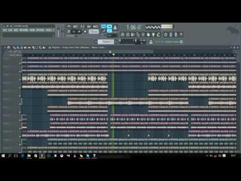 CASSPER NYOVEST x EMTEE type beat (prod. by b2thejaybeatz) FL STUDIO