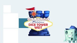 What's Going on at Dice Tower West 2019