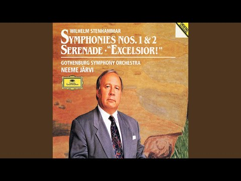 Stenhammar: Excelsior Symphonic Overture Op.13