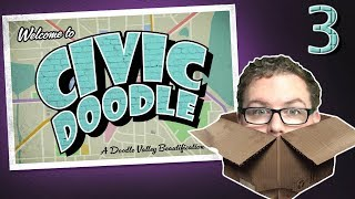 That's An Ugly Ass Moon | Civic Doodle Ep. 3