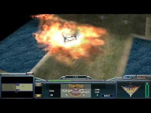 Zero Hour Survival 1v1 no money map Jundiyy mokocis (3 games) Command and Conquer Generals