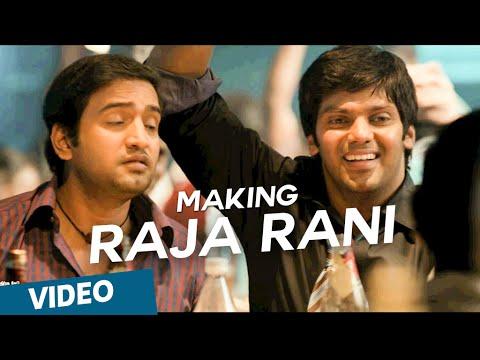 Raja Rani   Making of Hey Baby
