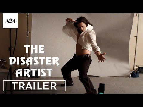 The Disaster Artist trailers