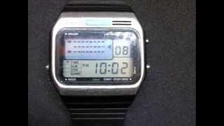 mi coleccion de relojes vintage, citizen, casio, timex, etc...