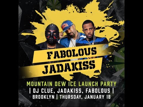 DJ Clue Hosts MTN Dew ICE With Jadakiss, Fabolous And Wu-Tang